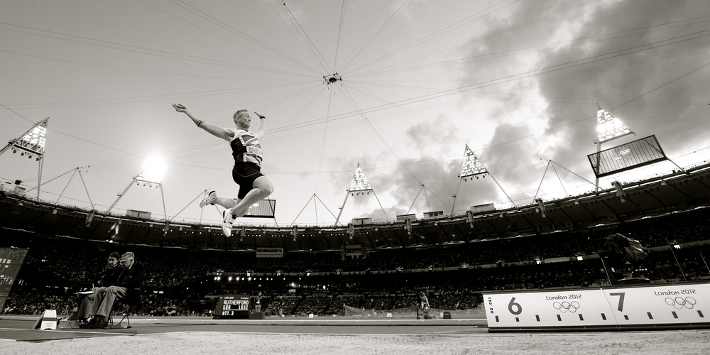 Greg Rutherford Olympic Long Jump Champion