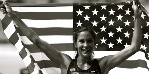 Kara Goucher World Championships Bronze Medalist