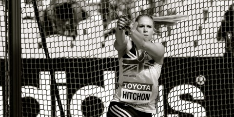 Sophie - 2013 IAAF World Outdoor Championships