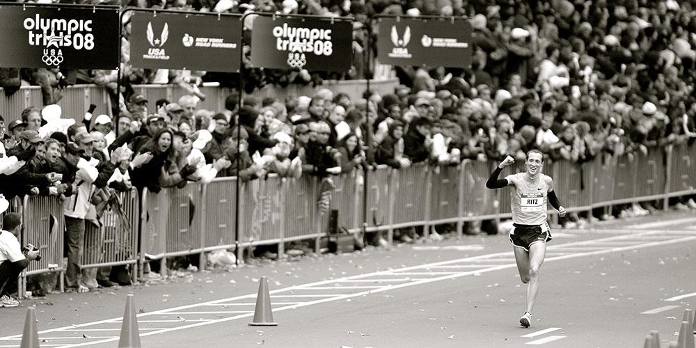 Dathan Ritzenhein World Half-Marathon Championships Bronze Medalist